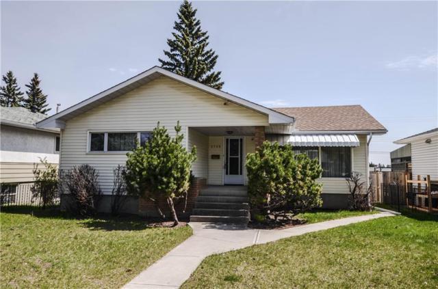 3708 Kerrydale Road SW, Calgary, AB T3E 4T2 (#C4244924) :: The Cliff Stevenson Group