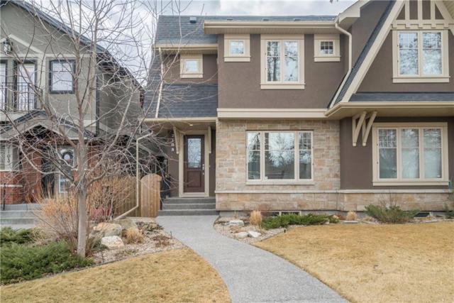 2105 Broadview Road NW, Calgary, AB T2N 3J1 (#C4244925) :: Redline Real Estate Group Inc