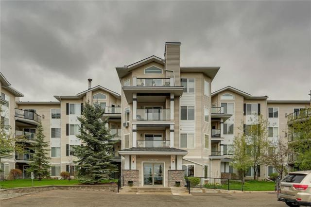 345 Rocky Vista Park NW #412, Calgary, AB T3G 5K6 (#C4244960) :: Redline Real Estate Group Inc
