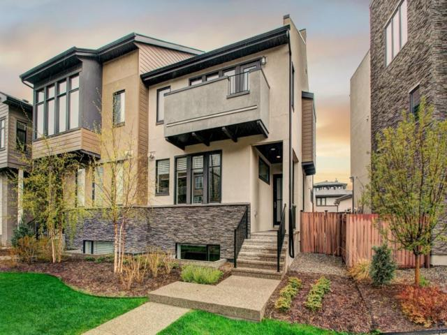 104 Burma Star Road SW, Calgary, AB  (#C4244966) :: The Cliff Stevenson Group