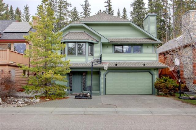 140 Benchlands Terrace, Canmore, AB T1W 1G2 (#C4244969) :: Canmore & Banff