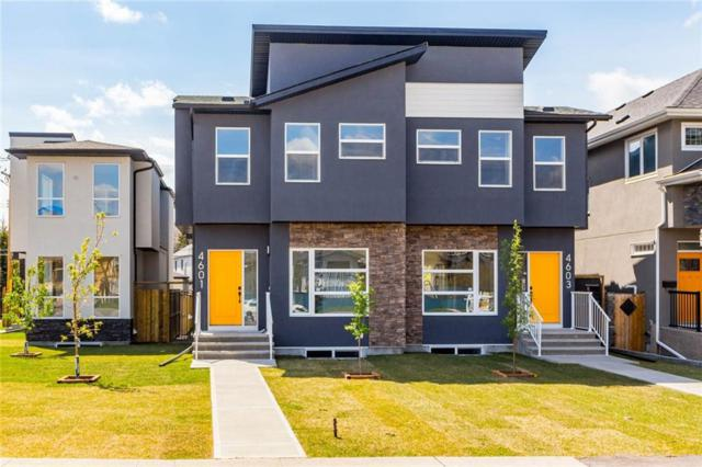 4601 Monterey Avenue NW, Calgary, AB T2B 0L1 (#C4244972) :: Redline Real Estate Group Inc