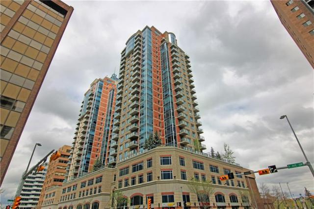 910 5 Avenue SW #2308, Calgary, AB T2P 0C3 (#C4245001) :: The Cliff Stevenson Group