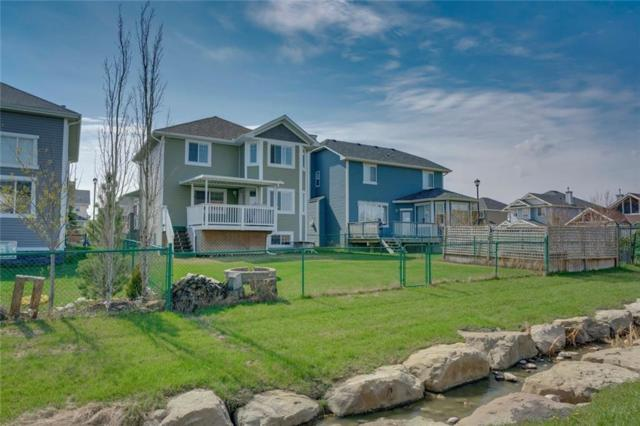 108 Bayside Landing SW, Airdrie, AB T4B 3T3 (#C4245008) :: Canmore & Banff