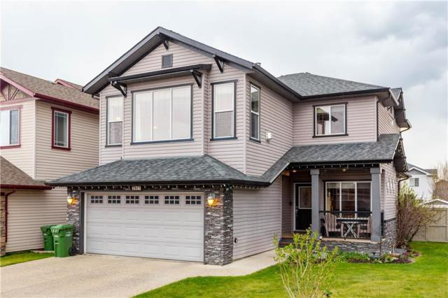 2841 Coopers Manor SW, Airdrie, AB T4B 3J7 (#C4245011) :: The Cliff Stevenson Group