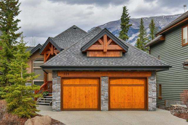 121 Casale, Canmore, AB T1W 3G2 (#C4245021) :: Canmore & Banff
