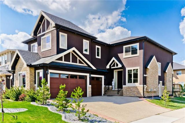 101 Kinniburgh Way, Chestermere, AB T1X 0R8 (#C4245023) :: Redline Real Estate Group Inc