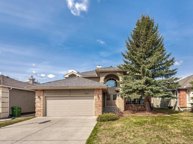 6987 Christie Briar Manor SW, Calgary, AB T3H 2R3 (#C4245025) :: The Cliff Stevenson Group