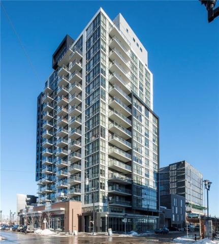 550 Riverfront Avenue SE #1610, Calgary, AB T2G 1E5 (#C4245028) :: The Cliff Stevenson Group
