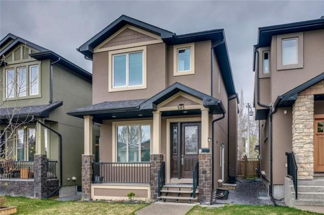 205 31 Avenue NE, Calgary, AB T2E 2G1 (#C4245033) :: Redline Real Estate Group Inc