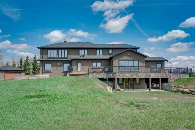 39 Idlewild Estates, Rural Rocky View County, AB T3Z 1J1 (#C4245068) :: Redline Real Estate Group Inc
