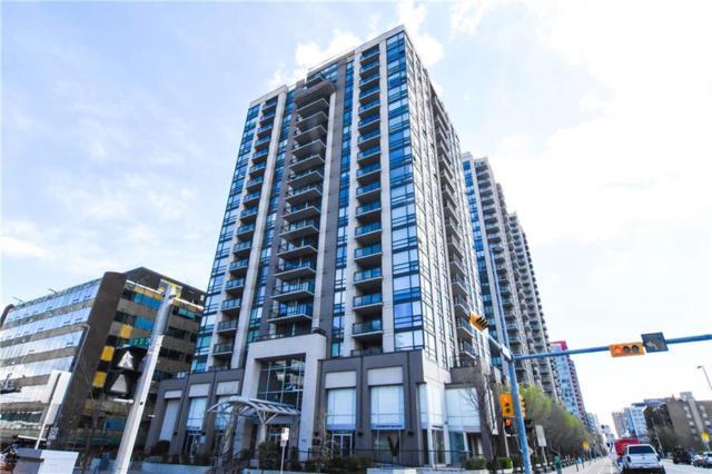 1110 11 Street SW #306, Calgary, AB T2R 1P1 (#C4245071) :: The Cliff Stevenson Group