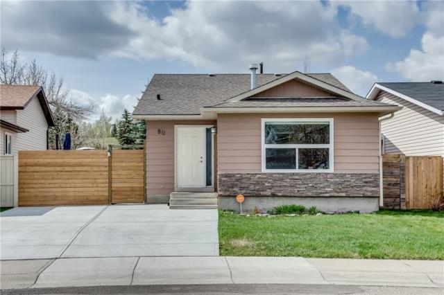 80 Deerfield Circle SE, Calgary, AB T2J 6L8 (#C4245072) :: The Cliff Stevenson Group