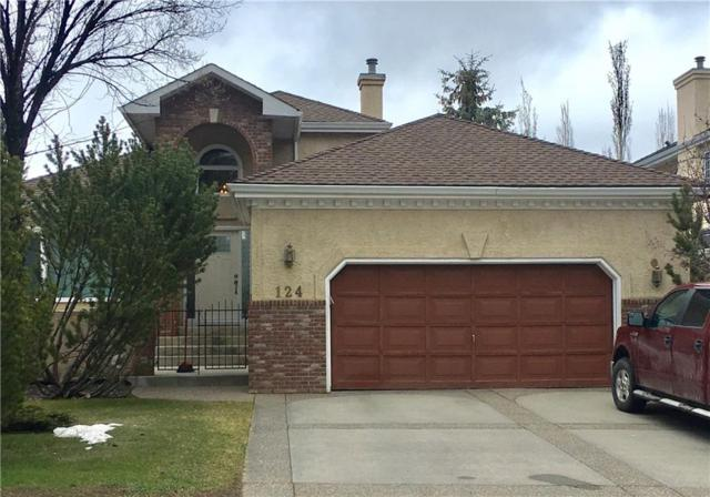 124 Patterson Drive SW, Calgary, AB T3H 3B2 (#C4245090) :: Redline Real Estate Group Inc