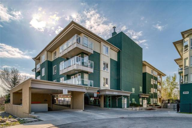 3101 34 Avenue NW #309, Calgary, AB T2L 2A3 (#C4245092) :: The Cliff Stevenson Group