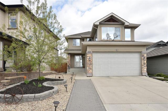 203 Covehaven Terrace NE, Calgary, AB T3K 6H5 (#C4245111) :: The Cliff Stevenson Group
