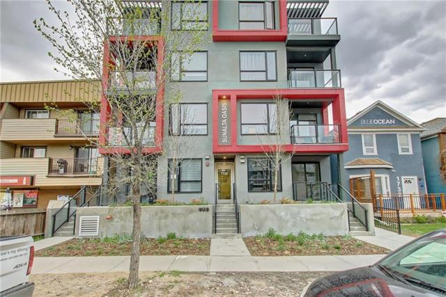 1734 11 Avenue SW #203, Calgary, AB T3C 0N4 (#C4245113) :: Redline Real Estate Group Inc
