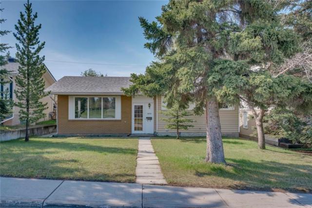 4835 46 Avenue SW, Calgary, AB T3E 1J3 (#C4245120) :: Canmore & Banff