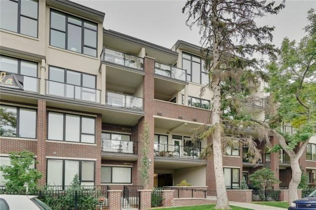 317 22 Avenue SW #302, Calgary, AB T2S 3H6 (#C4245139) :: Redline Real Estate Group Inc