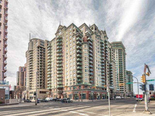 1111 6 Avenue SW #918, Calgary, AB T2P 2M5 (#C4245140) :: Redline Real Estate Group Inc