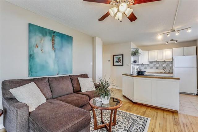 1143 37 Street SW #305, Calgary, AB T3C 1S5 (#C4245164) :: Redline Real Estate Group Inc
