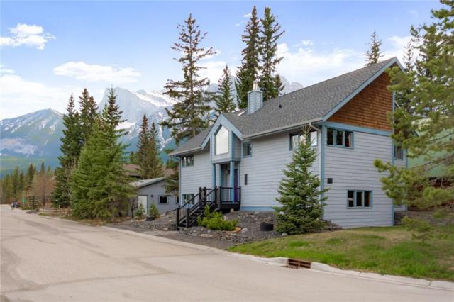413 2nd Street, Canmore, AB T1W 2J9 (#C4245167) :: Redline Real Estate Group Inc
