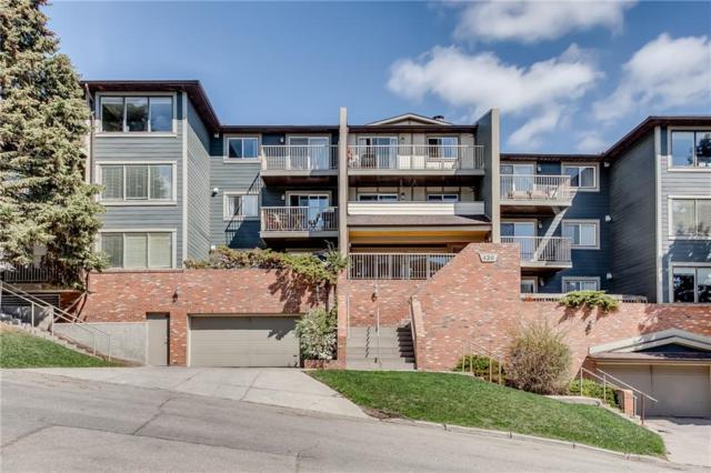 420 3 Avenue NE #201, Calgary, AB T2E 0H6 (#C4245170) :: Redline Real Estate Group Inc