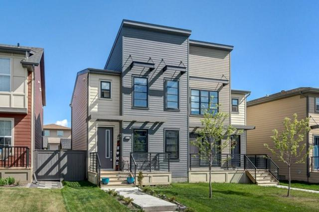 751 Walden Drive SE, Calgary, AB T2X 2A6 (#C4245202) :: The Cliff Stevenson Group