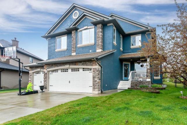 153 Crystal Shores Drive, Okotoks, AB T1S 2B7 (#C4245217) :: Redline Real Estate Group Inc