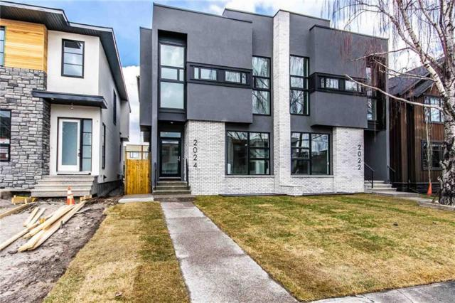 2024 44 Avenue SW, Calgary, AB  (#C4245236) :: Redline Real Estate Group Inc