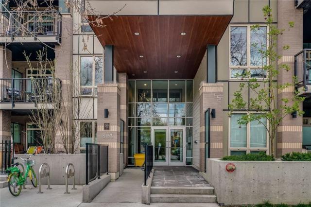 823 5 Avenue NW #227, Calgary, AB T2N 0R5 (#C4245237) :: Redline Real Estate Group Inc