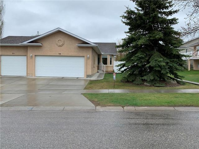 79 Sheep River Drive, Okotoks, AB T1S 1S2 (#C4245250) :: Calgary Homefinders