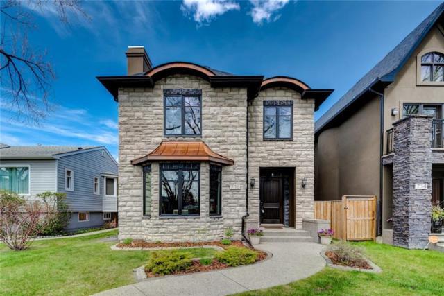 716 22 Avenue NW, Calgary, AB T2M 1N9 (#C4245264) :: The Cliff Stevenson Group