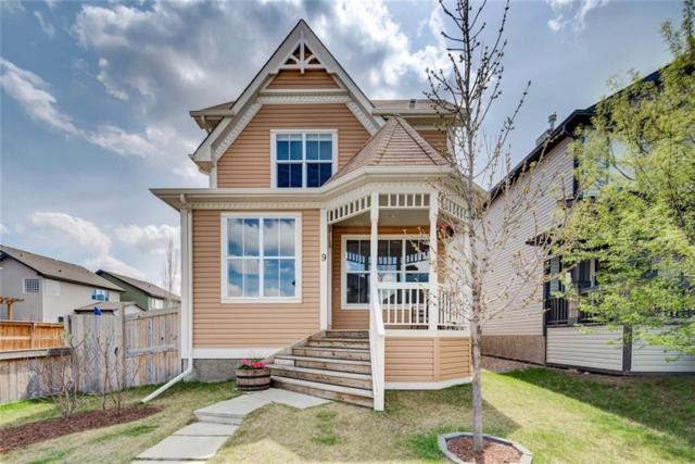 9 Auburn Bay View SE, Calgary, AB T3M 0C8 (#C4245266) :: Redline Real Estate Group Inc