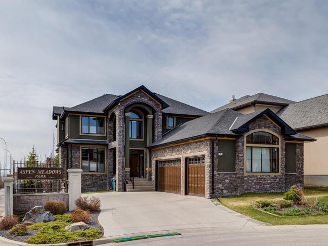 5 Aspen Meadows Park SW, Calgary, AB T3H 5Z7 (#C4245267) :: Redline Real Estate Group Inc