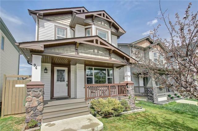 94 Silverado Plains Manor SW, Calgary, AB T2X 0G9 (#C4245272) :: Redline Real Estate Group Inc