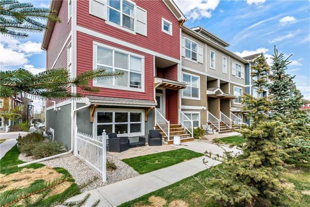10 Auburn Bay Avenue SE #402, Calgary, AB T3M 0P7 (#C4245280) :: The Cliff Stevenson Group