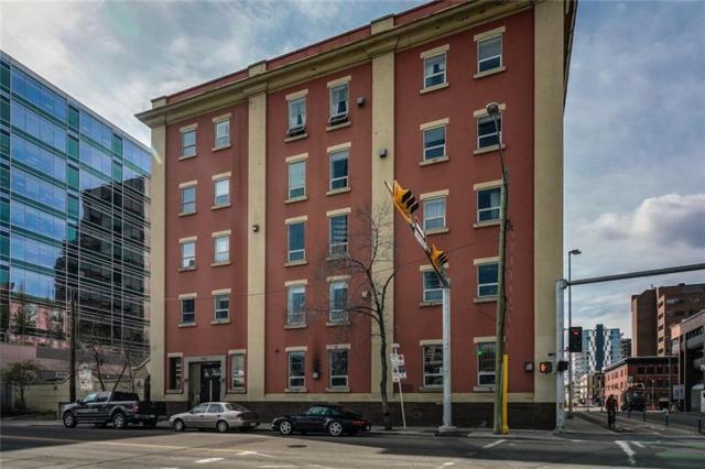 535 10 Avenue SW #106, Calgary, AB T2R 0A8 (#C4245281) :: The Cliff Stevenson Group
