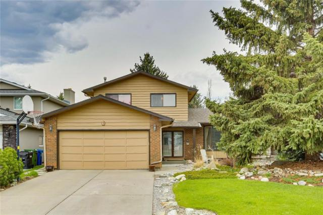 7 Woodgreen Crescent SW, Calgary, AB T2W 4A4 (#C4245286) :: The Cliff Stevenson Group