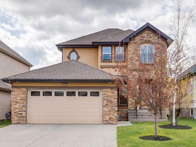 270 Cranleigh View SE, Calgary, AB T3M 0A2 (#C4245312) :: Redline Real Estate Group Inc