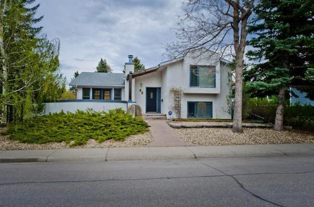 62 Hallbrook Drive SW, Calgary, AB T2V 3H6 (#C4245313) :: Redline Real Estate Group Inc