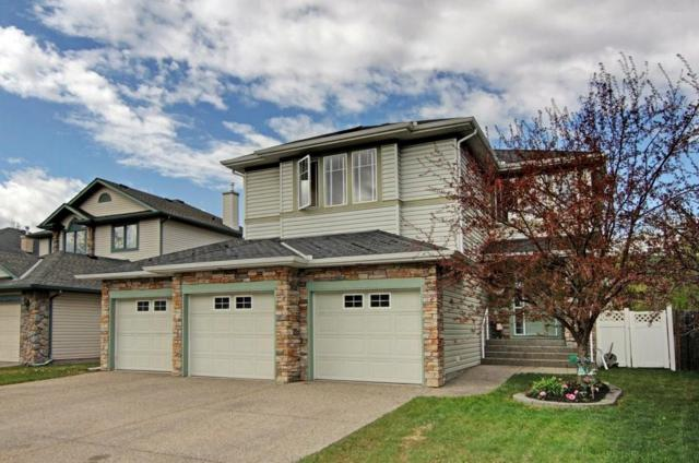 709 Wentworth Place SW, Calgary, AB T3H 4N9 (#C4245315) :: Redline Real Estate Group Inc