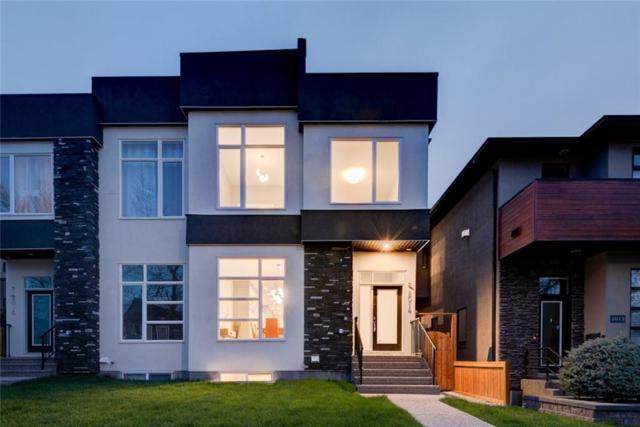 2014 31 Avenue SW, Calgary, AB T2T 1T2 (#C4245322) :: Redline Real Estate Group Inc