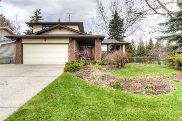 704 Varsity Estates Place NW, Calgary, AB T3B 4R2 (#C4245338) :: Redline Real Estate Group Inc