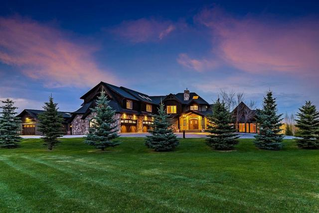 14 Shannon Loop, Rural Foothills County, AB T1S 5B3 (#C4245341) :: The Cliff Stevenson Group