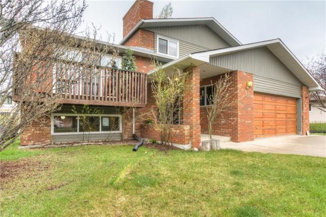 415 Silvergrove Drive NW, Calgary, AB T3B 4T2 (#C4245342) :: Redline Real Estate Group Inc