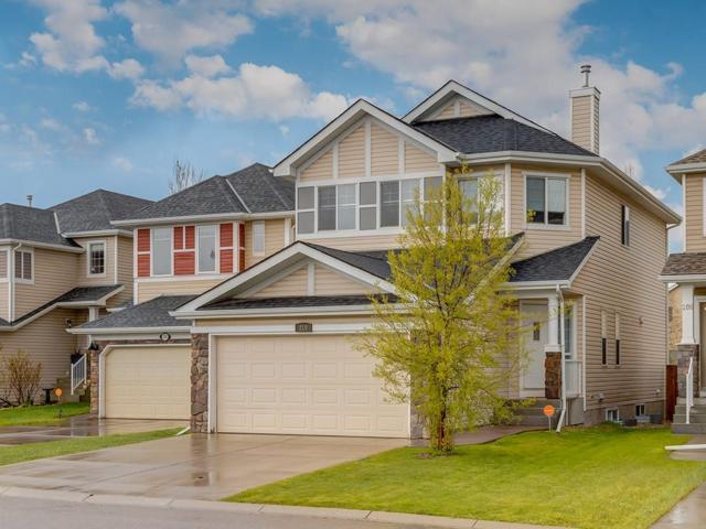 210 Cougar Plateau Mews SW, Calgary, AB T3H 5S2 (#C4245345) :: The Cliff Stevenson Group