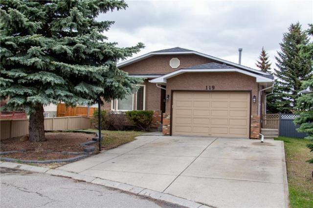 119 Sanderling Place NW, Calgary, AB  (#C4245346) :: The Cliff Stevenson Group