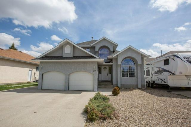 67 Green Meadow Drive, Strathmore, AB T1P 1L3 (#C4245357) :: The Cliff Stevenson Group