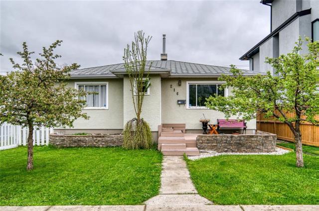 216 11 Street NE, Calgary, AB T3E 4N4 (#C4245363) :: Redline Real Estate Group Inc